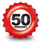 50 jaar verjaardag